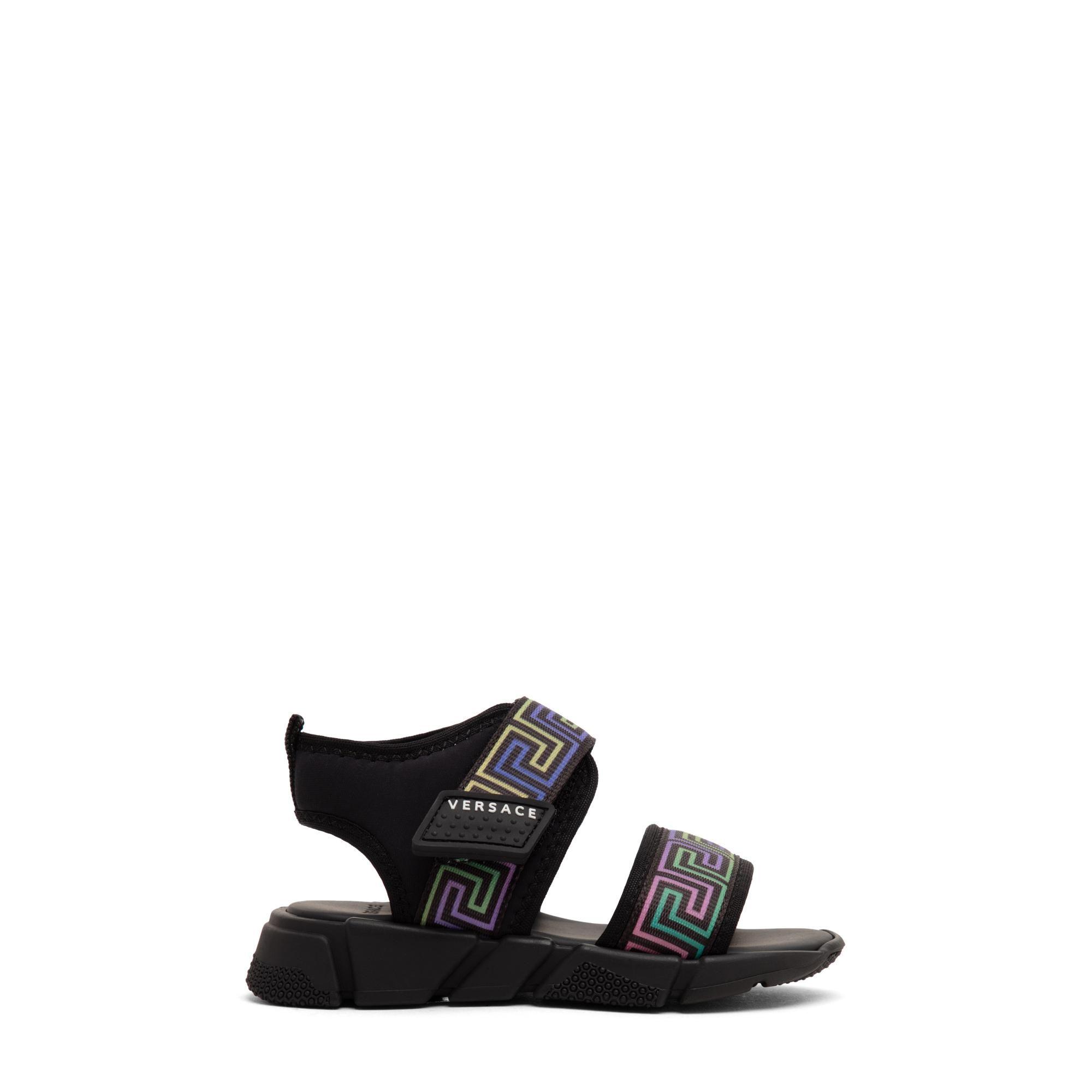 Greca sandals