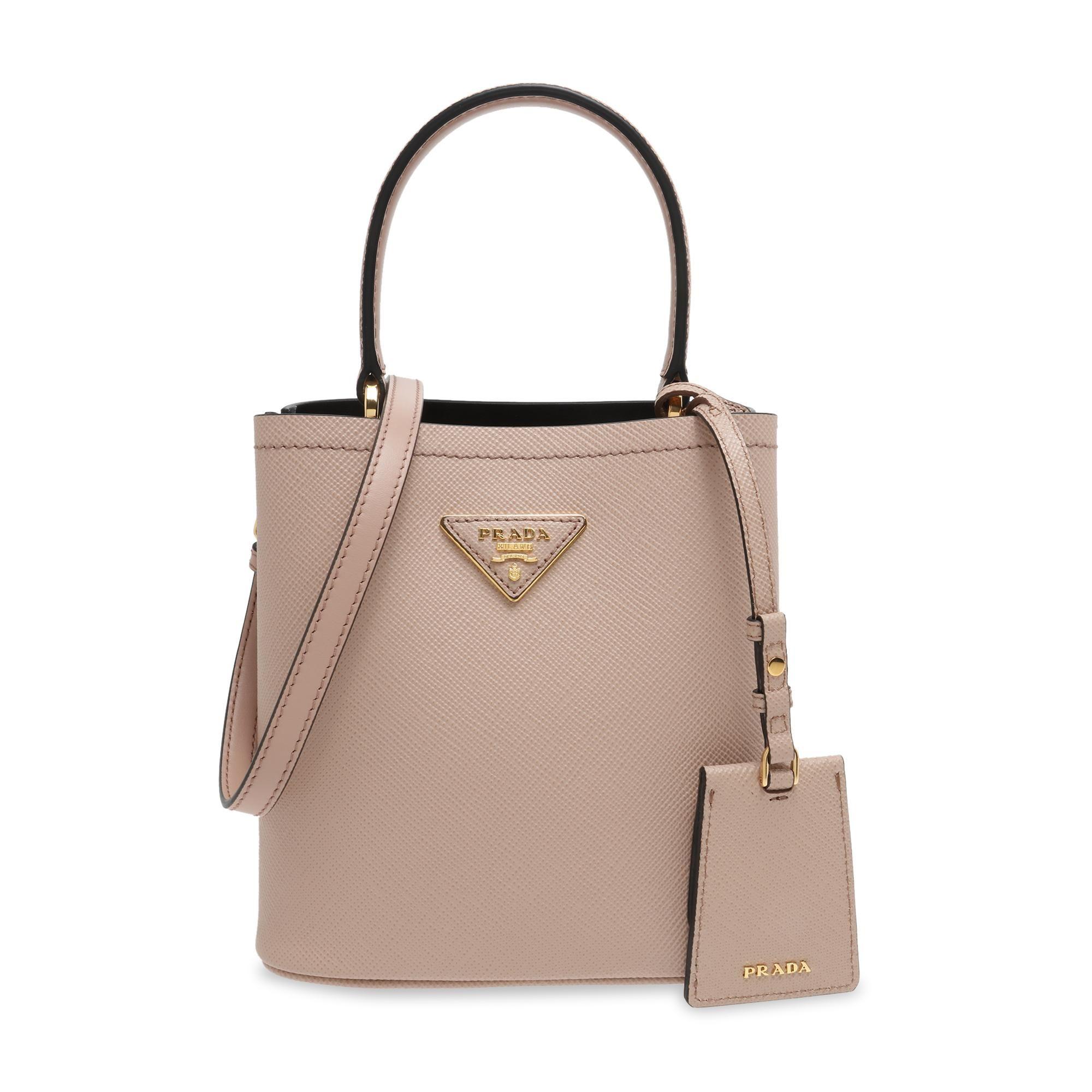 Panier leather bag