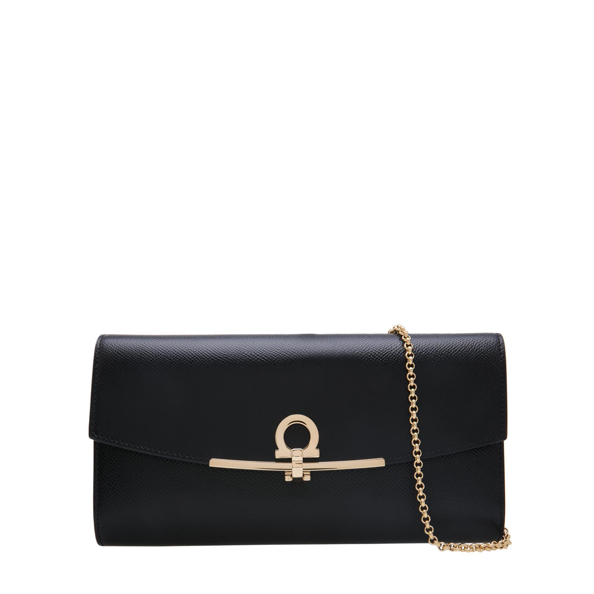 Mini Gancini bag