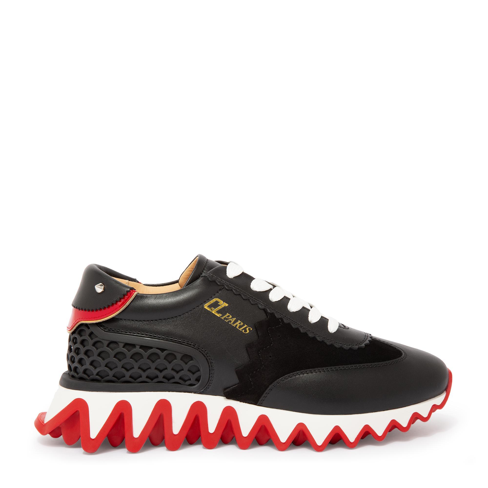 Loubishark sneakers