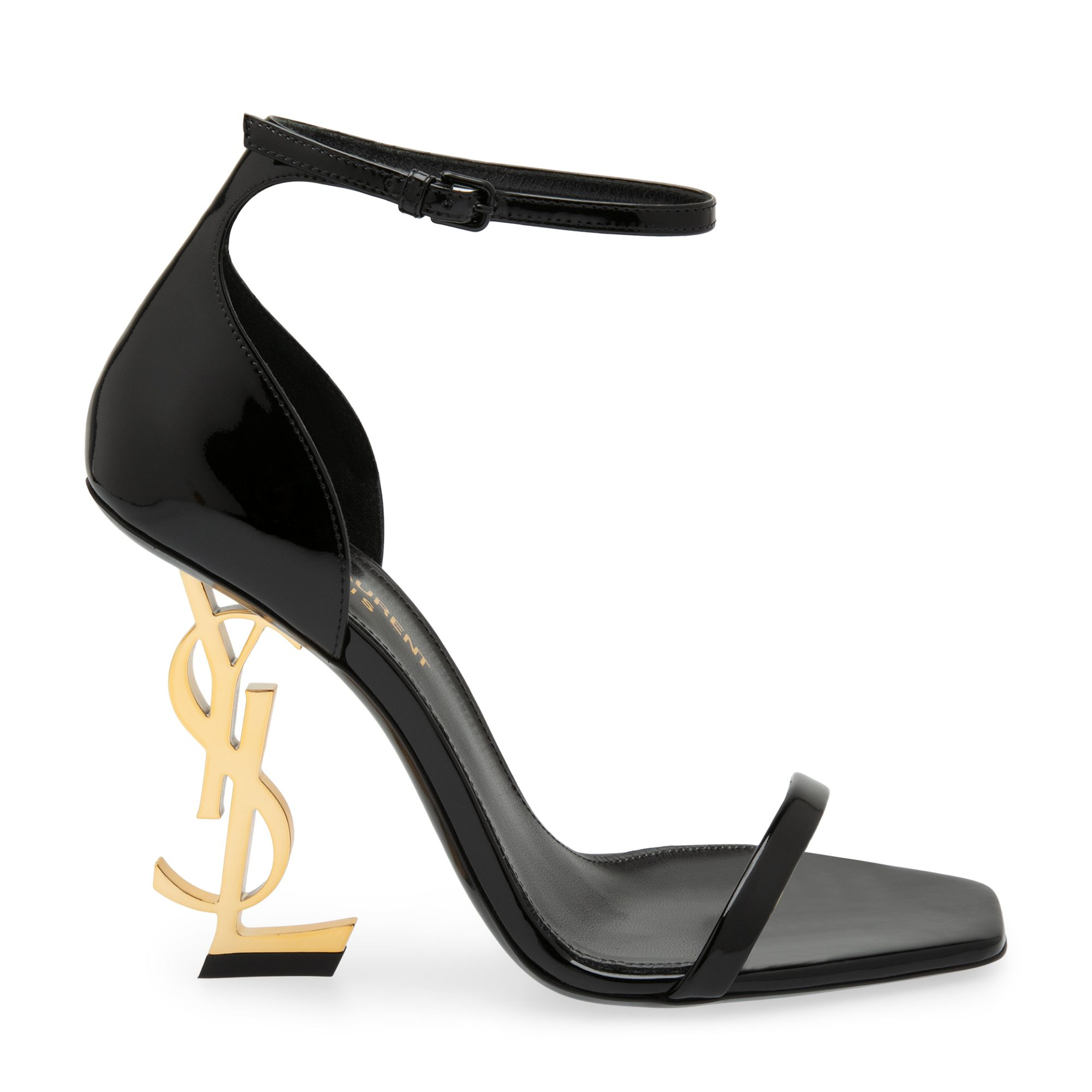 Opyum patent leather sandals