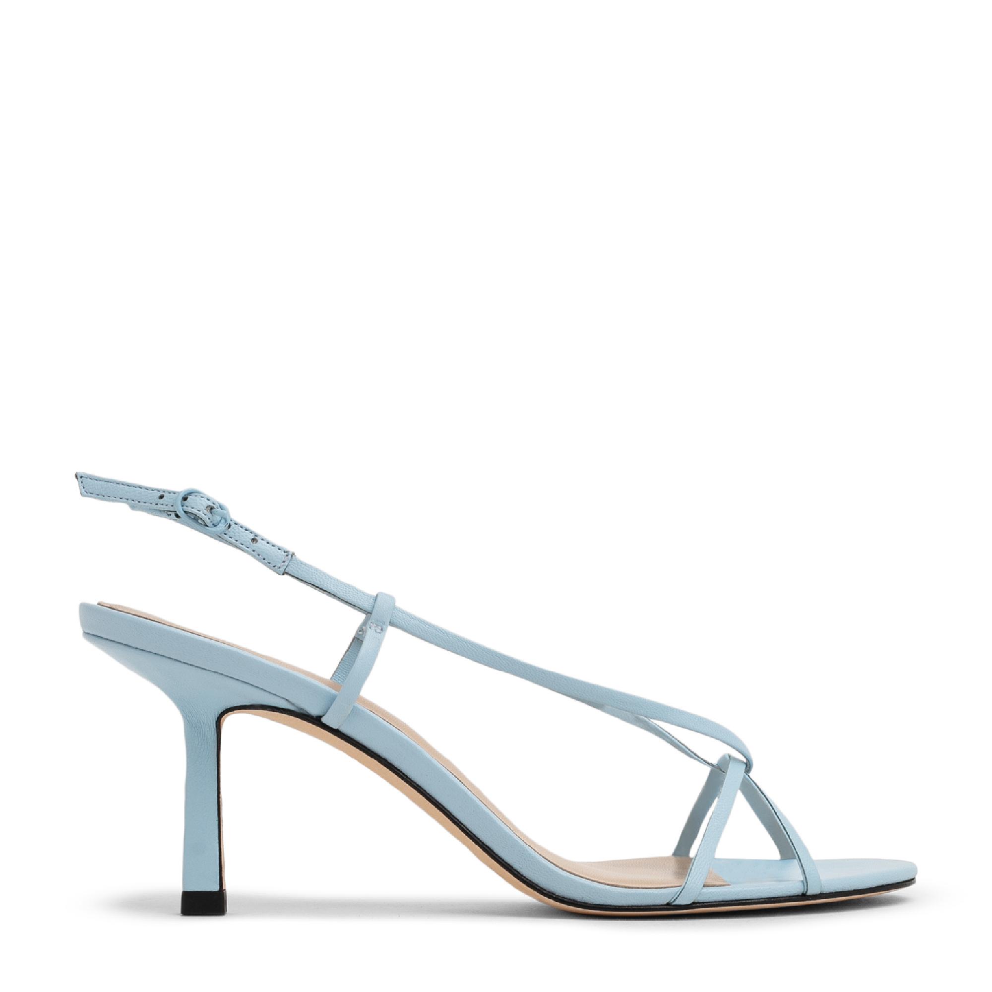Entwined 70 heel sandals