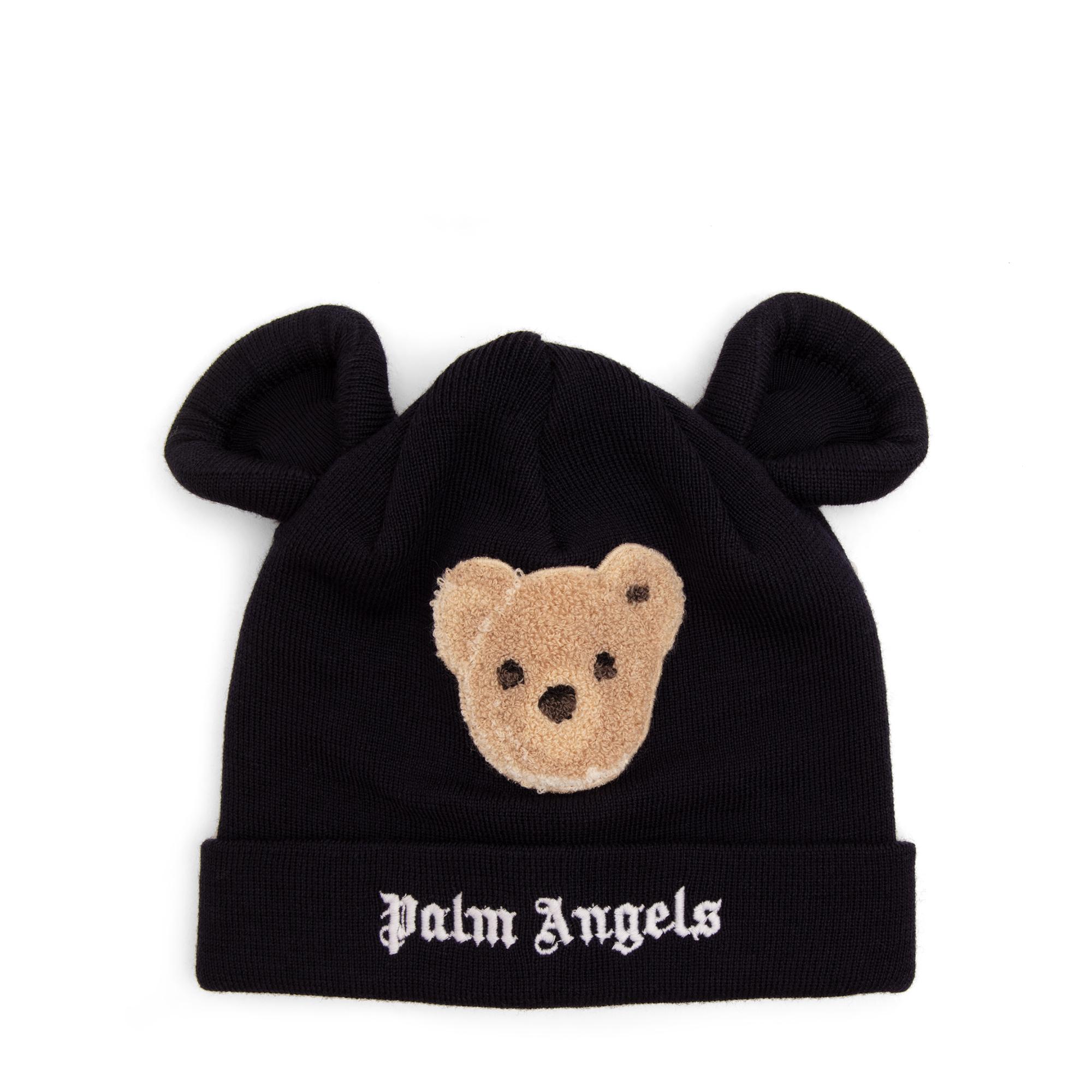 Bear beanie cap