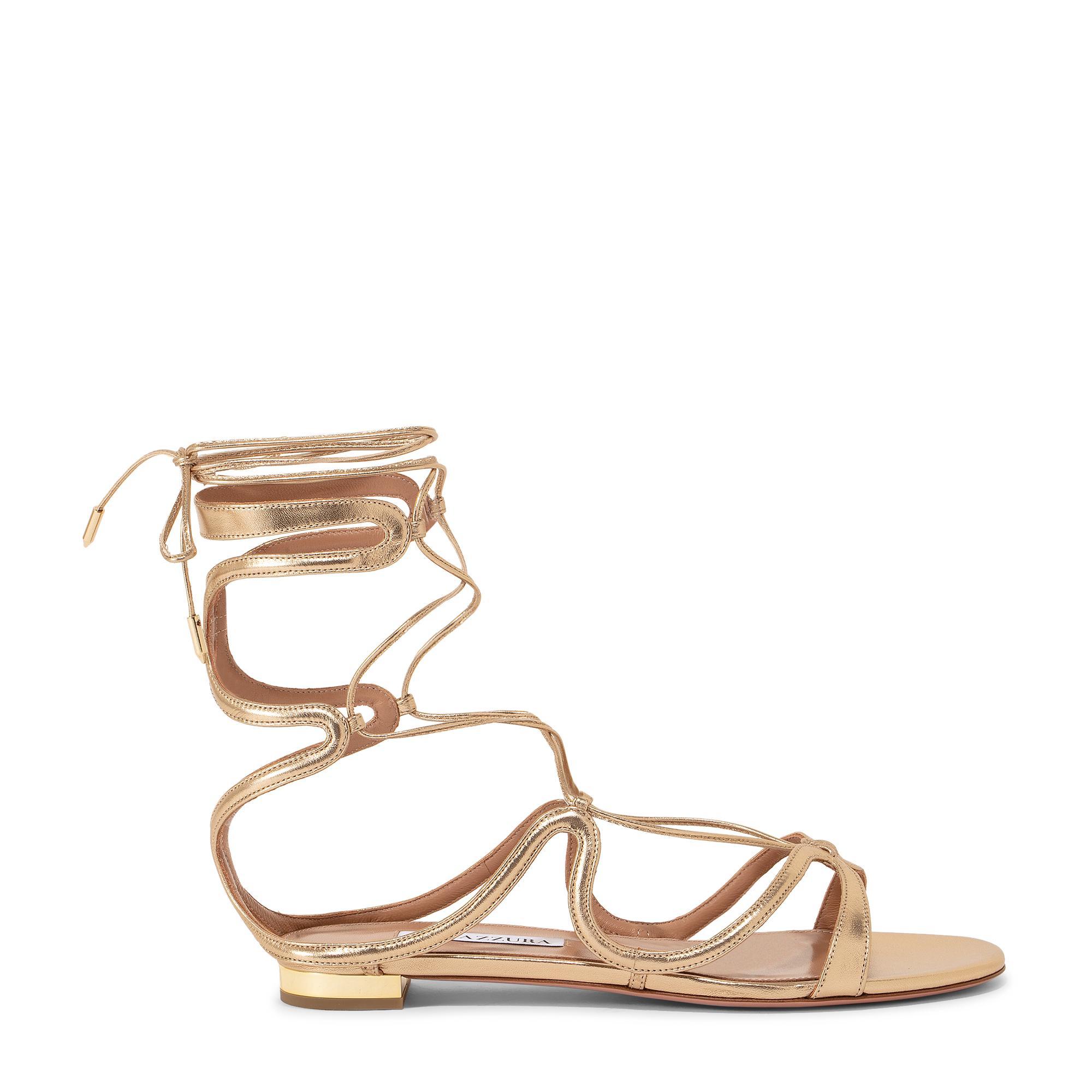 Pompei flat sandals