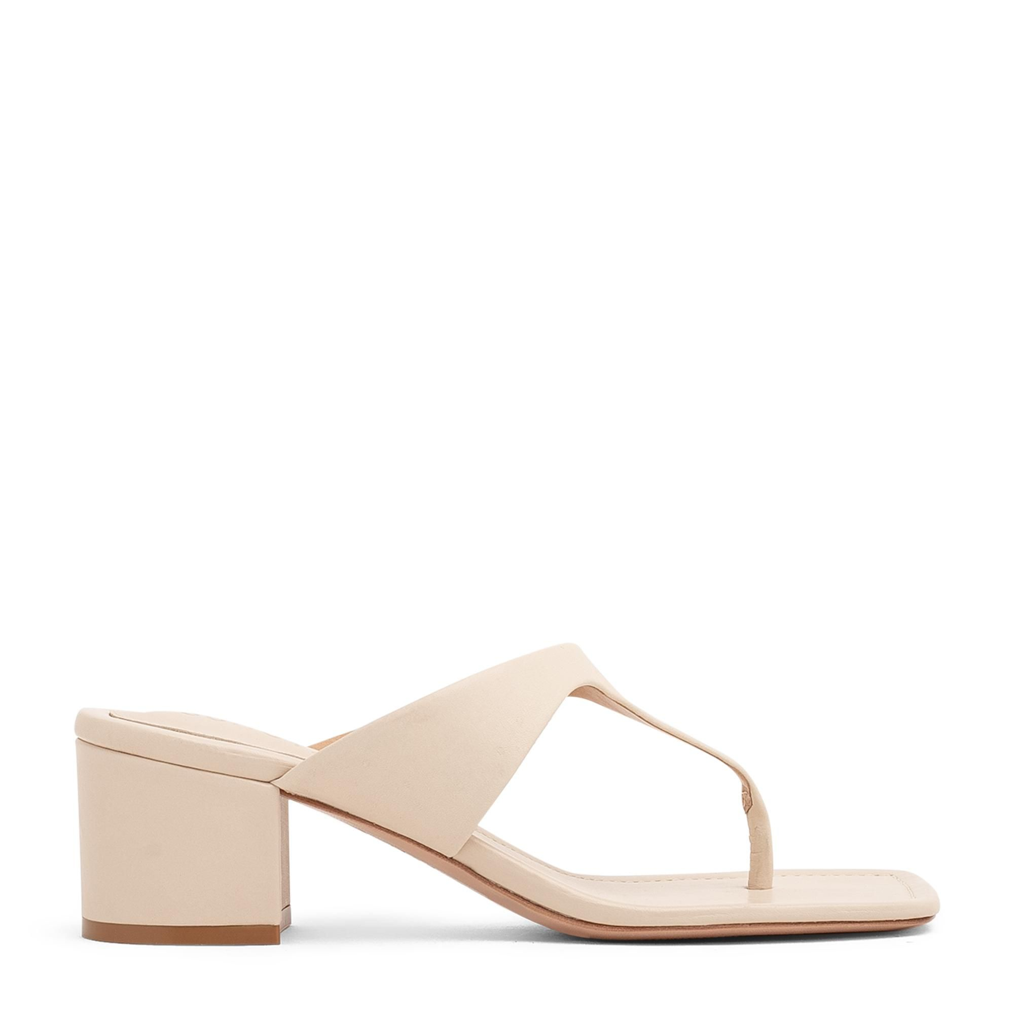 Darlin leather sandals