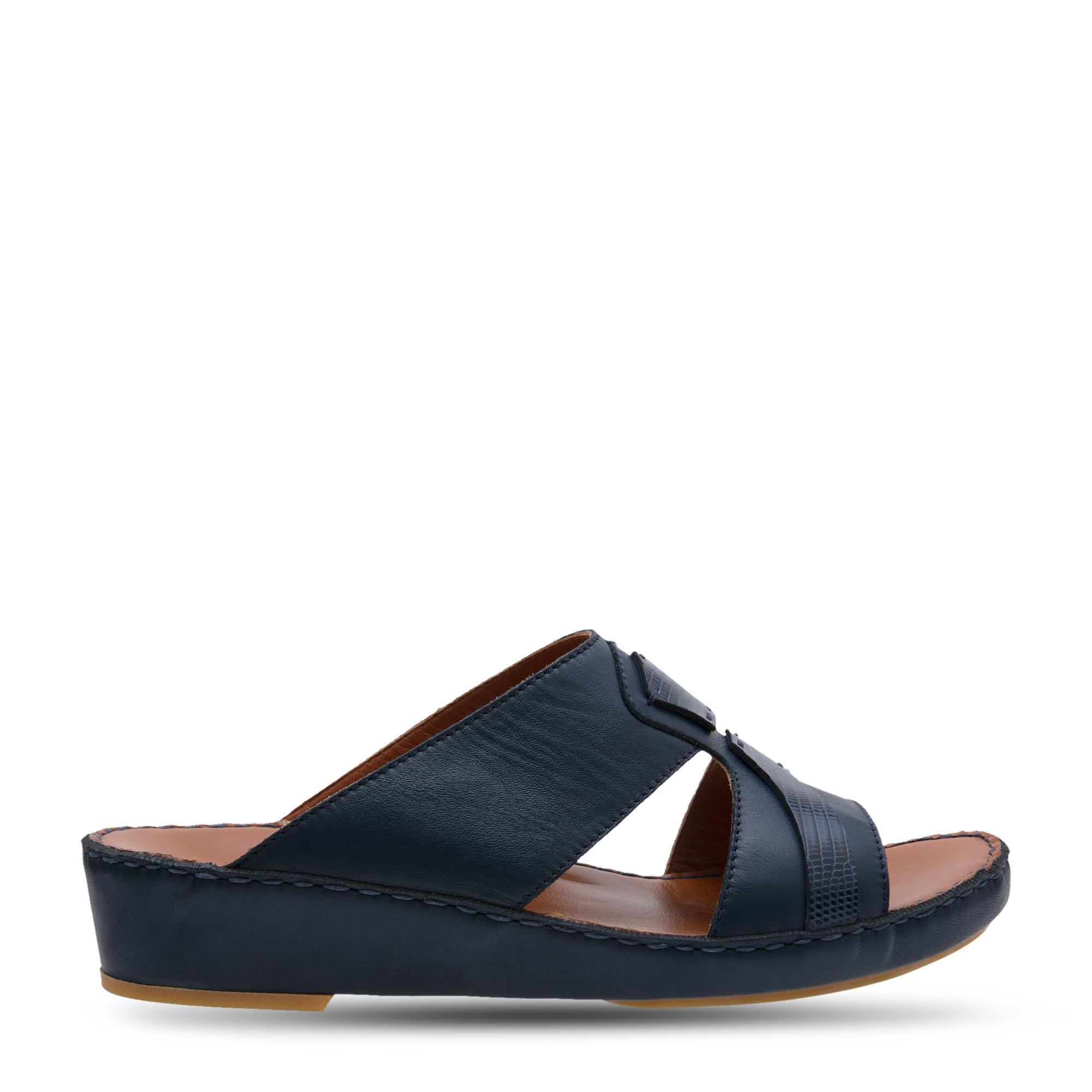 Peninsula Soft Calf Saddle sandals