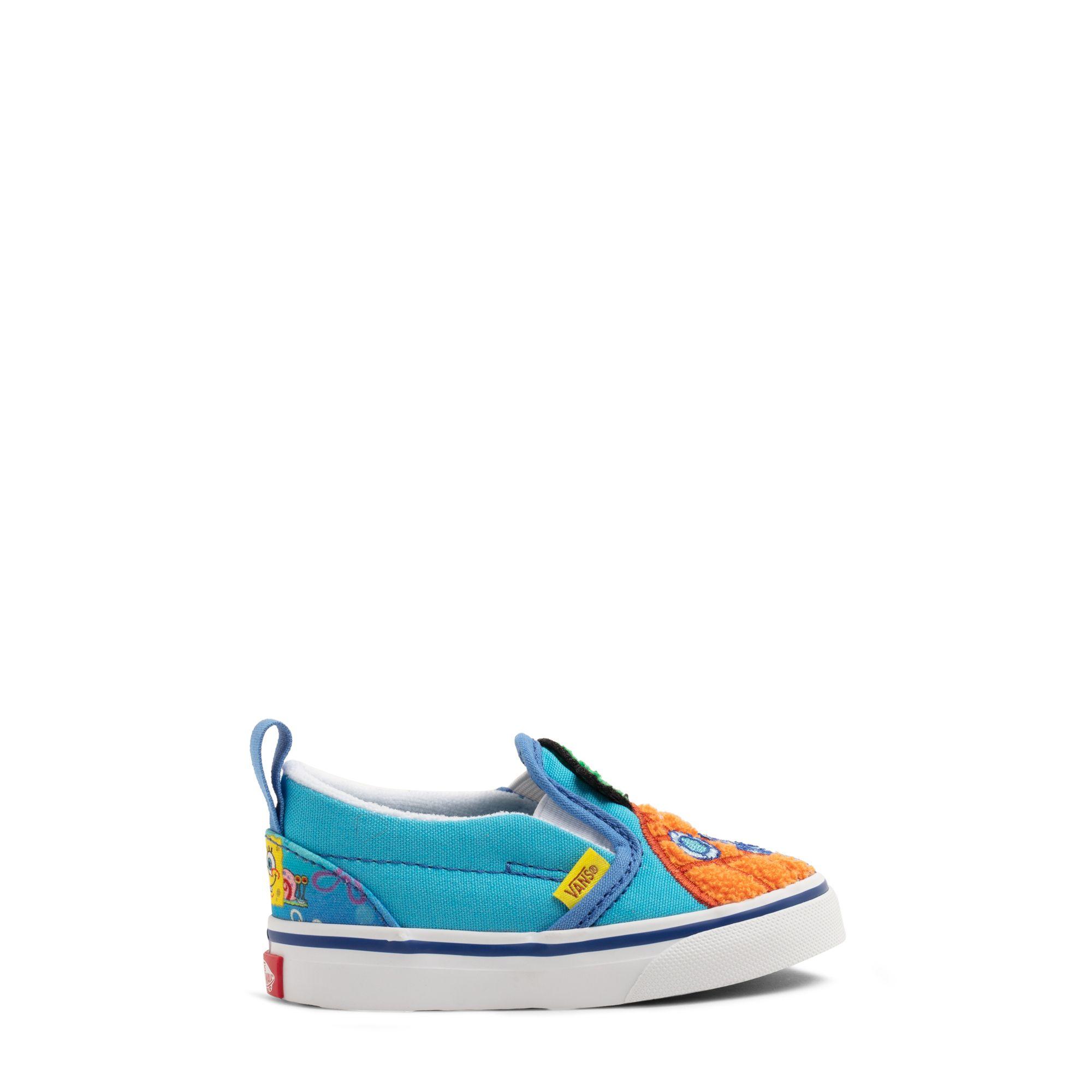 x SpongeBob classic slip-on sneakers