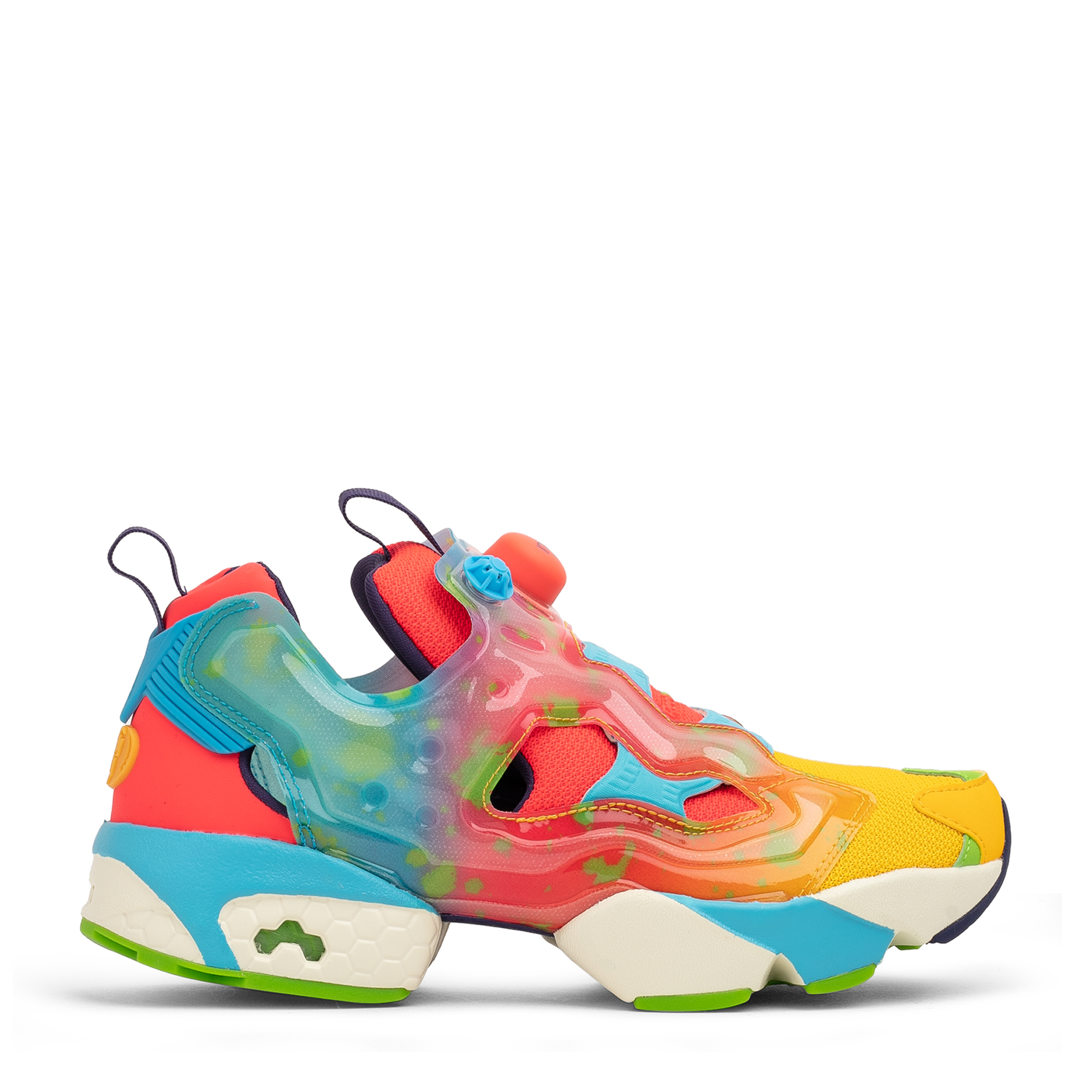 x Jelly Belly Instapump Fury sneakers